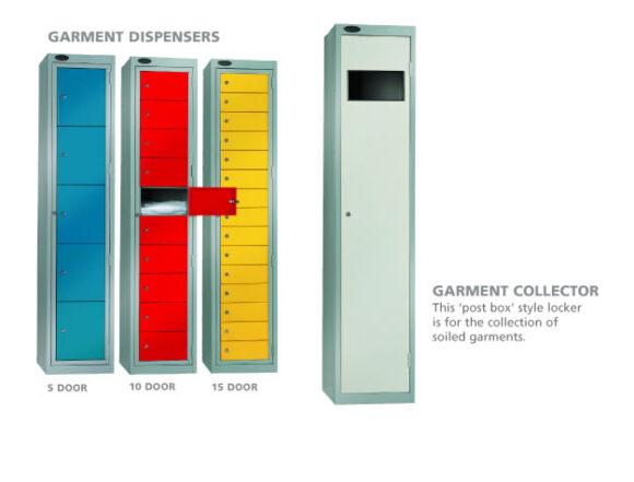 Garment Lockers
